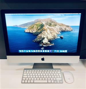 Apple iMac 21-inch 2.7GHz Quad-Core i5 (1TB, Silver) - Pre Owned for sale  Johannesburg - Sandton