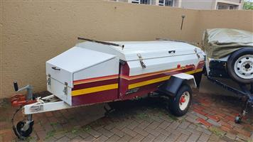 Venter Trailer for Sale.  Excellent condition
