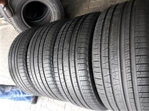 Hi performance Tyre on special