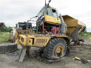 Bell B40D, Stripped Articulated Dump Truck - ON AUCTION