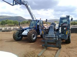 26. Manitou MTL731 - Telescopic Forklift Telehandler, 3-ton 7m