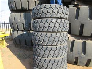Engines, Tyres and Electrical Motors for Heavy Duty Vehicles and Machinery on Auction.