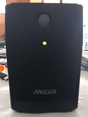 800VA - 480W  Mecer UPS's - Working 100% - Fitted with new batteries (3 available)