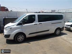 FORD TOURNEO CUSTOM 2.2 DIESEL STRIPPING FOR SPARES AND PARTS