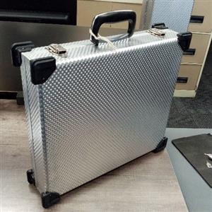 New aluminum lipo lithium battery case