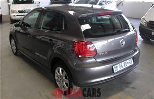 VW Polo Vivo hatch 3-door