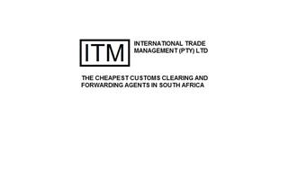 Customs Clearing Agents and Customs Brokers in South Africa.