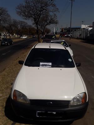 2003 Ford Fiesta 1.4 3 door Titanium