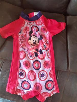 Mickey mouse swimsuit for sale