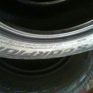 scorpion tyre