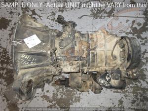 ISUZU ELF -4HL1 4.8L 2X4 MANUAL FR GEARBOX