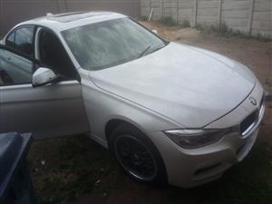 2012 BMW 3 Series 320i GT Sport Line