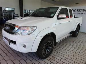 2011 Toyota Hilux 3.0D 4D Xtra cab Raider