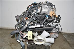 NISSAN PATHFINDER/FRONTIER 3.3L, VG33 Engine