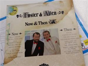Foster and Allen Then and Now records