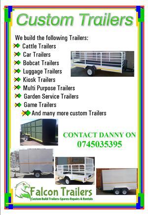 Falcon trailers