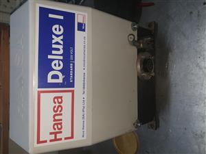 Hansa deluxe 1 gate motor