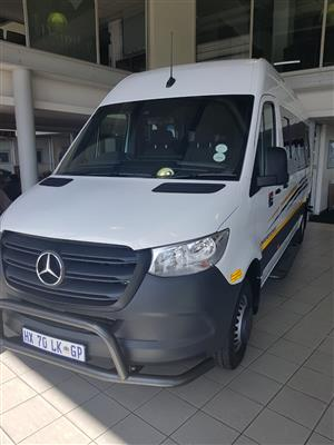 New 2019 M/Benz Sprinter 516 & 519 CDI Buses, for sale!