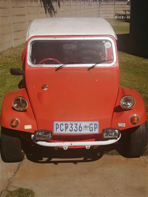 1980 VW Beach 1.9TDI