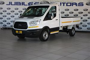 2017 Ford Transit 2.2TDCi 92kW MWB chassis cab