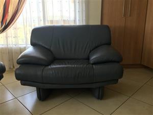 Genuine Leather Suite