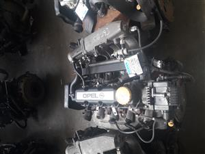 OPEL CORSA UTILITY 1.6 OR 1.4 ENGINE FOR SALE