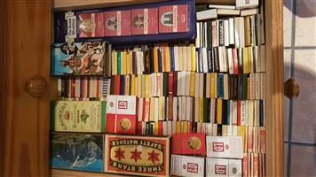 Book match and Match Collection