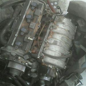 lexus v8 engine NOW STRIPPING 3uz-fe