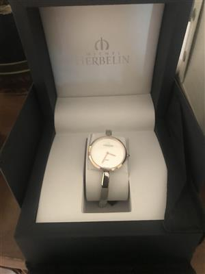 Brand New Michel Herbelin Watch for Sale