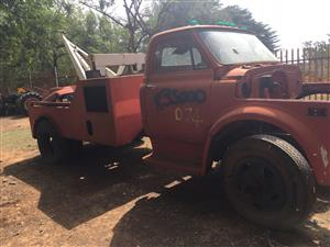 Project Tow Truck - 1978 Chevrolet Tow Truck