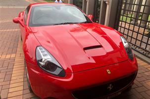 2012 Ferrari California T