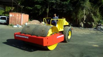 Dynapac 10 Ton Rollers 2003 Models Upwards