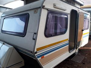 SPRITE SWIFT WITH FULL TENT IN EXCELLENT CONDITION MUST BE SEEN