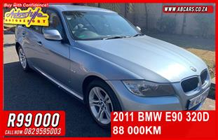 2011 BMW 3 Series 320d Dynamic