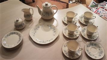 Royal Doulton Fine Bone China Tea Set The Romance Collection – Michelle H5078 (MARKED DOWN)