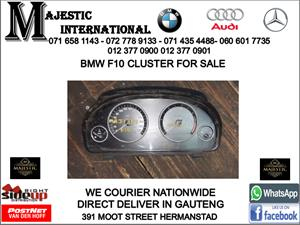 Bmw F10 cluster for sale