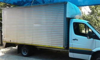 Mercedes sprinter truck
