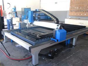 P-1530VAF MetalWise Standard CNC Plasma Cutting Table 1500x3000mm, Servo Motors, Arc