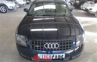 2004 Audi TT 1.8T quattro coupé