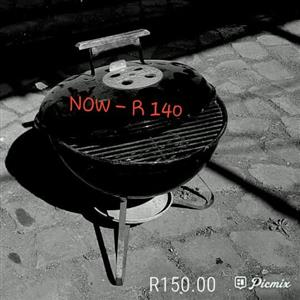Black mini weber for sale