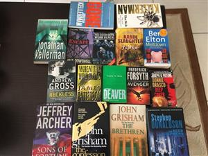 Various reading books for sale