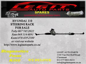 HYUNDAI I10 STEERING RACK  FOR SALE