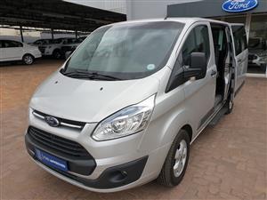 2016 Ford Transit Custom Kombi Van LWB TRANSIT CUSTOM KOMBI 2.2TDCi TREND SWB F/C P/V