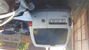 VOLKSWAGEN CADDY 2016 STRIPING FOR SPARES