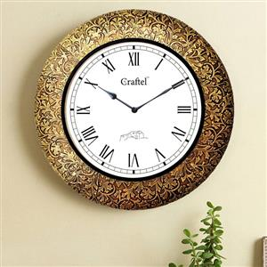 Designer Ethnic Wall Clock at Reasonable Rate
