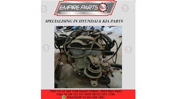 *COMPLETE ENGINE* - HY033 HYUNDAI i20 1.2 MOTION 2013 G4LA
