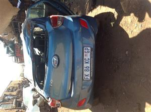 Stripping Hyundai i10 Grand 2016 for Spares