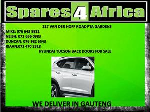 Hyundai Tucson doors for sale.