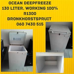 Ocean deep freezer