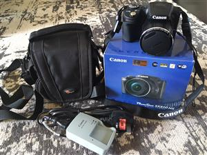 Canon Powershot SX510 HS Digital Camera